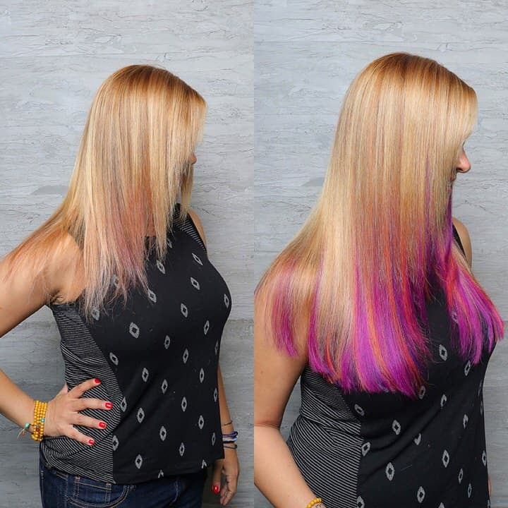 Las vegas hair extensions hair extensions by ashley diana gallery pmusecretfo Image collections